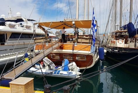 Aft Aegean Schatz