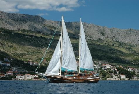 Agora With Sails