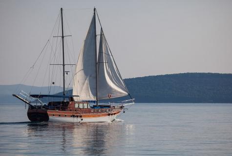 Gulet Andi Sailing