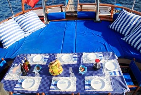 Askim Deniz breakfast