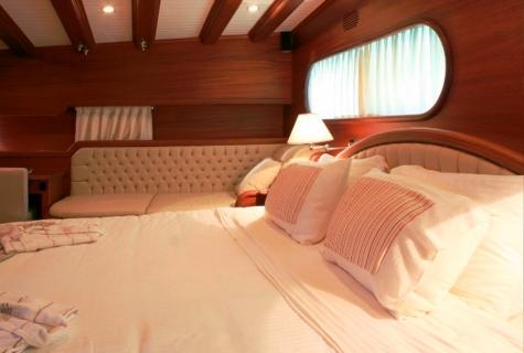 Caner 4 bed cabin