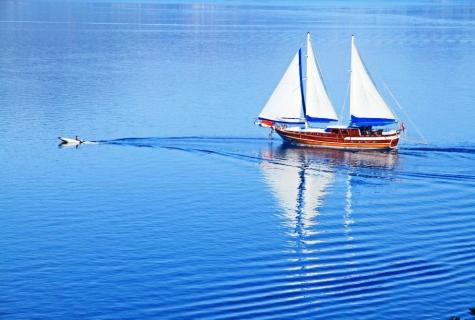 Gokce dinghy