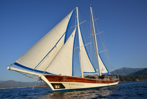 Kayhan Kaptan sunset sails