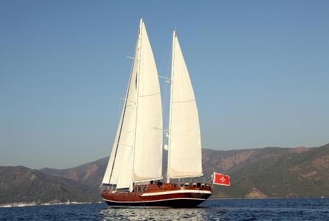Queen of Datça Sailing