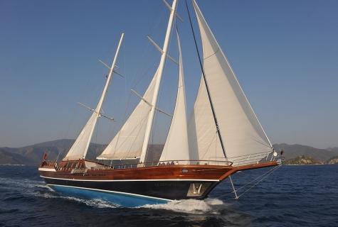 Sailing Queen of Datça
