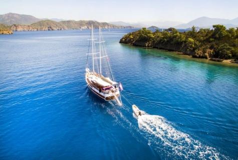 Sirena cruising