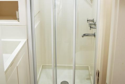 White Soul showerbox cabin