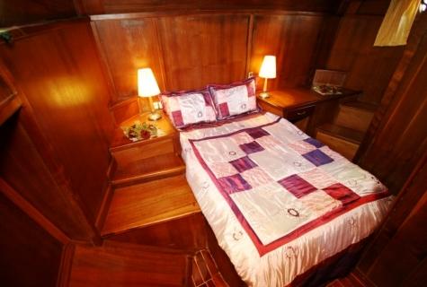 Yorgun 1 cabin