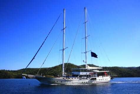 Gulet Aegean Clipper (1)
