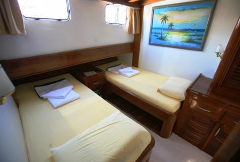 Gulet Aegean Clipper cabin (22)