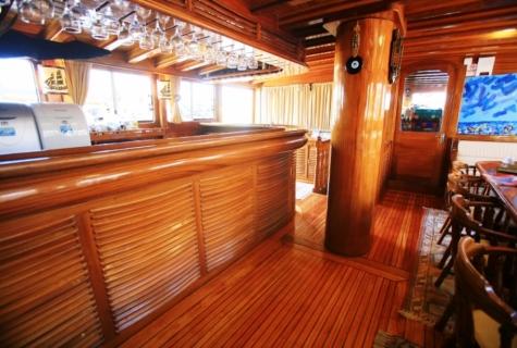 Gulet Aegean Clipper salon (17)