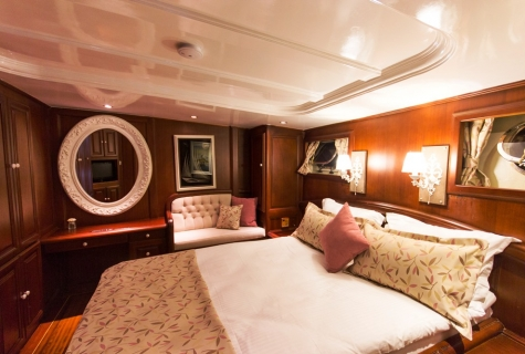Afroditi master cabin