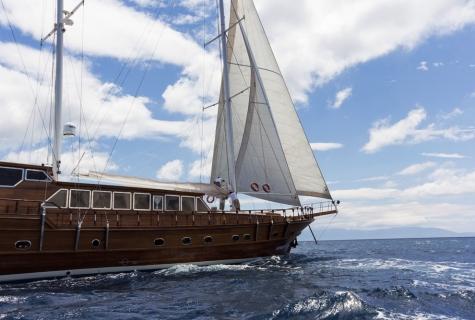 Afroditi sails