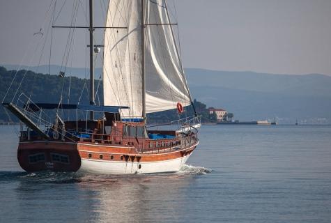 Andi Sailing