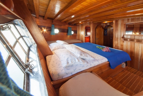 Master Cabin View
