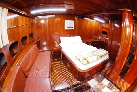 Gulet ASENSENA cabin