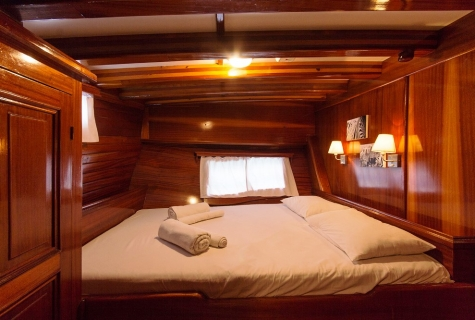 Blue Cruise Double Cabin