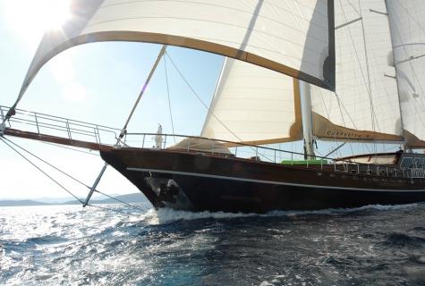 Carpe Diem sailing 2