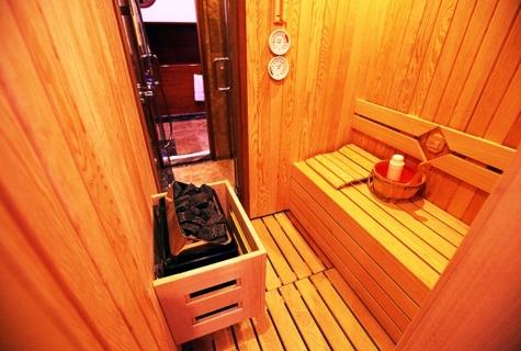 Carpe Diem sauna