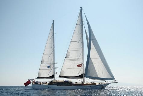 Gulet Clear Eyes Sailing