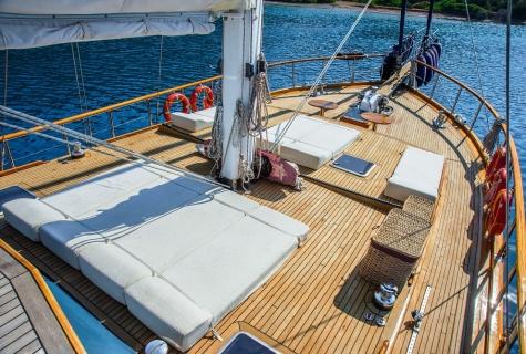 Dea Del Mare deck