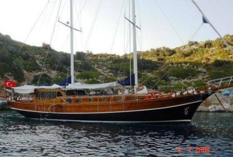 Gulet Turkey