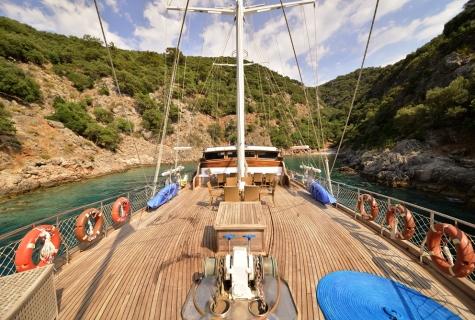 Duramaz beautiful deck