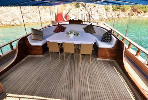 Duramaz table deck
