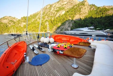 Ece Arina deck front