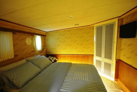 Ece Arina gulet Double cabin