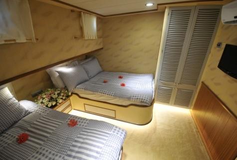 Ece Arina gulet Twin cabin