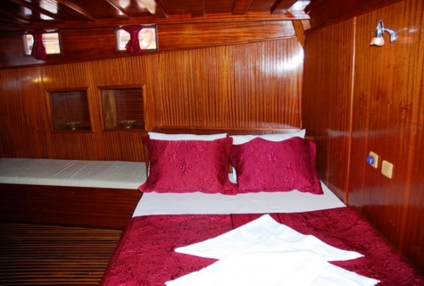 Ece Sultan cabin double