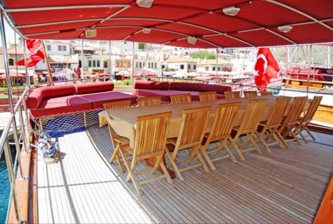 Ece Sultan deck