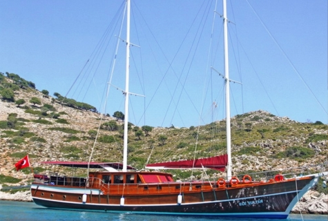 Ece Sultan gulet (2)