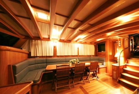 Saloon sofa