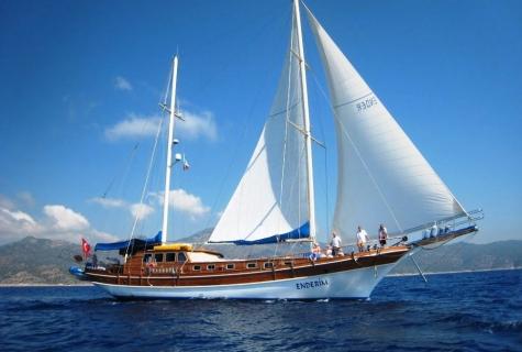 Enderim sailing