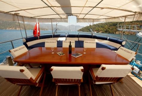 Esma deck table