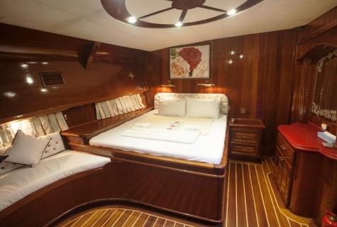 Gulet Esma Sultan  cabin  (3)