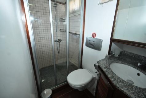 Faralya Toilet shower boc