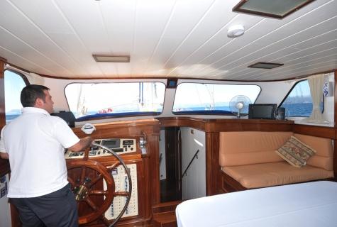 Faralya captain