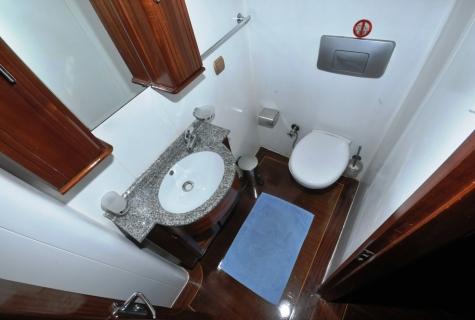 Faralya toilet