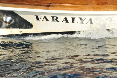 Faralya waves