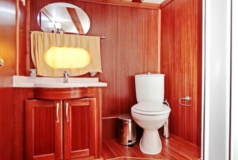 Gokce toilet