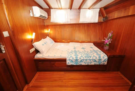 Gulet Hasay cabin 1