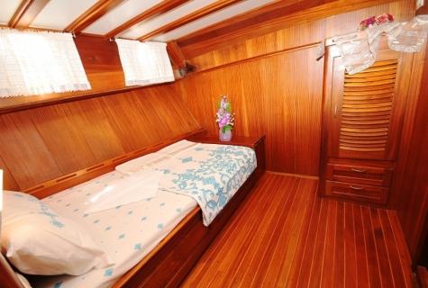 Gulet Hasay cabin 2