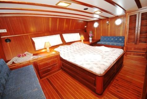 Gulet Hasay cabin  3