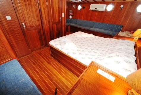 Gulet Hasay cabin 4