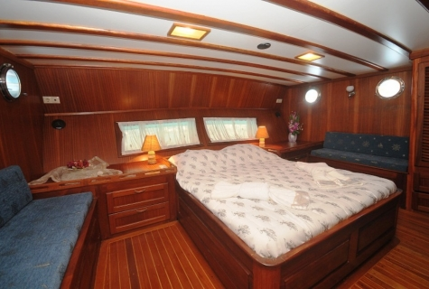 Gulet Hasay cabin 6