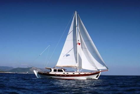 Hayal 62 sails