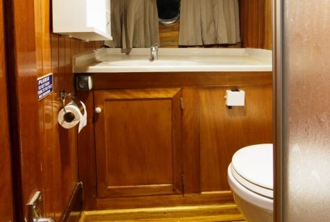 Hera salon toilet